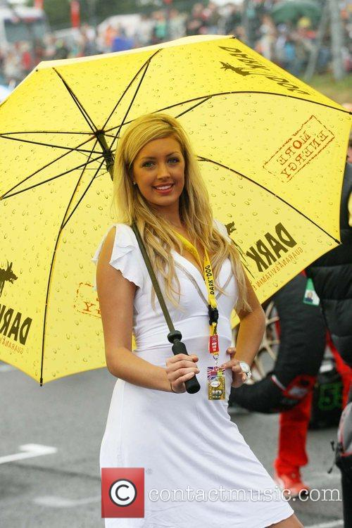 World Superbikes held at Brands Hatch are drivers....