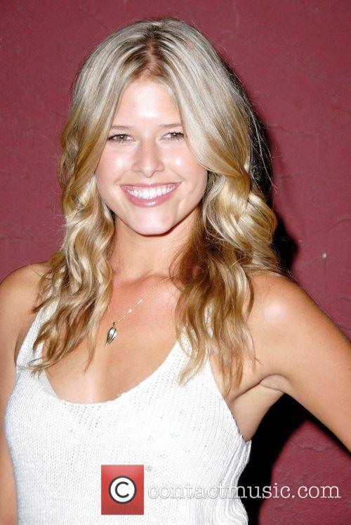 Sarah Wright The world premiere of 'Surfer Dude'...