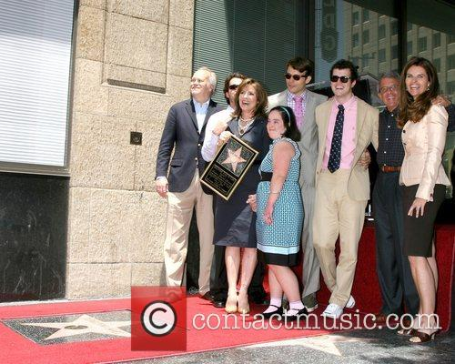 Susan Saint James and Family, Ron Meyer and...