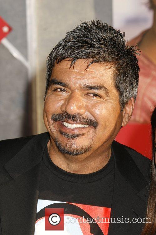 George Lopez  'Swing Vote' Premiere held at...