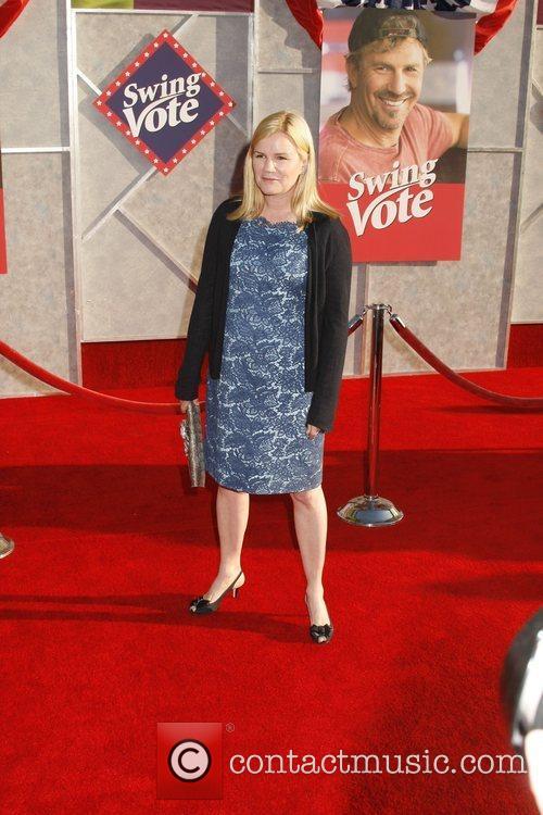 Mare Winningham 'Swing Vote' Premiere held at El...