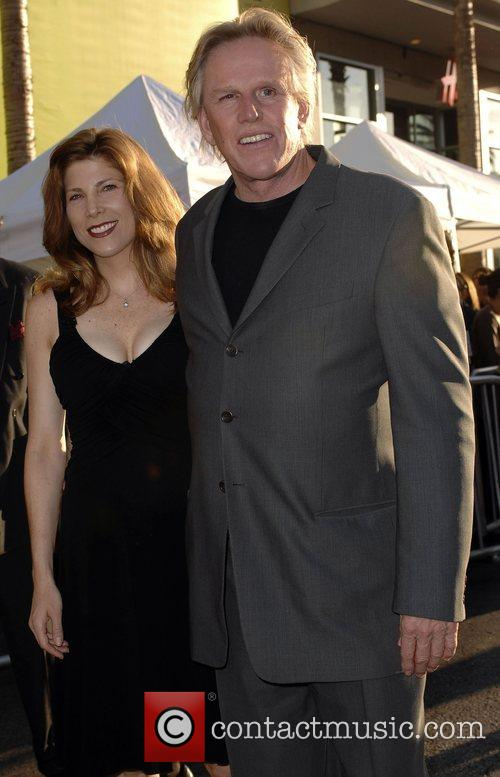 Gary Busey and Guest World premiere of 'Swing...
