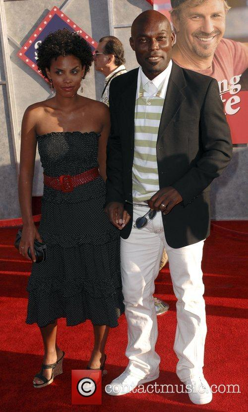 Jimmy Jean-Louis and Evelyn Jean-Louis World premiere of...