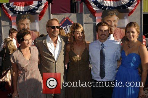 Kevin Costner and Christine Baumgartner 7