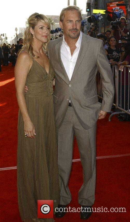 Kevin Costner and Christine Baumgartner 10