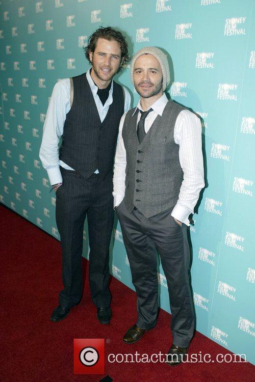 Bernard Curry and Sydney Film Festival 7