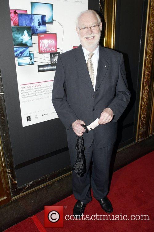 David Stratton and Sydney Film Festival 2