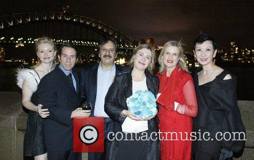 Essie Davis, Scott Foundas, Majid Majidi, Laura Hastings-smith, Gillian Armstrong and Nansun Shi