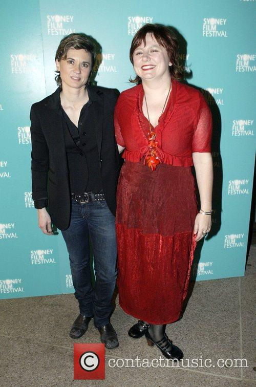 Kimberly Peirce and Clare Stewart Sydney Film Prize...