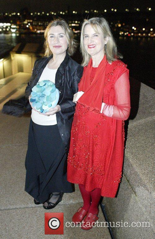 Laura Hasting-Smith and Gillian Armstrong Sydney Film Prize...