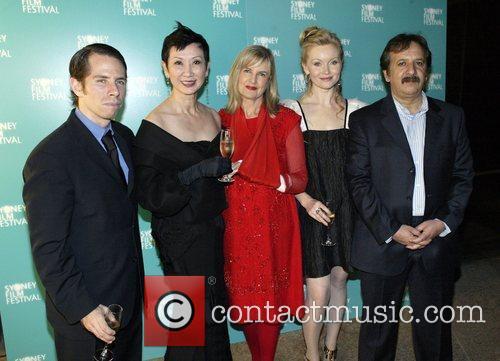 Scott Foundas, Nansun Shi, Gillian Armstrong, Essie Davis...