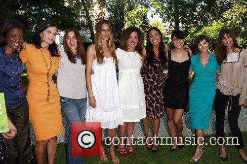 June Sarpong, Melanie Blatt, Natalie Imbruglia, Rosario Dawson and Yasmin Le Bon 1