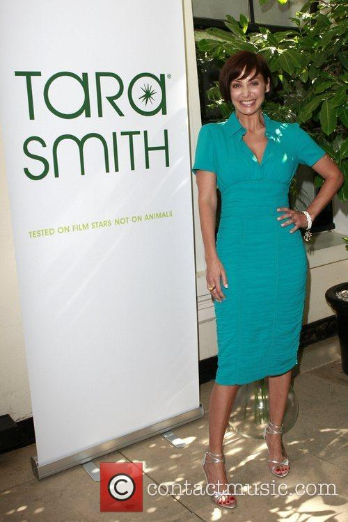 Natalie Imbruglia Tara Smith new hair products launch...