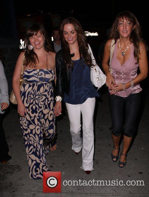 Outside Coco de Ville nightclub