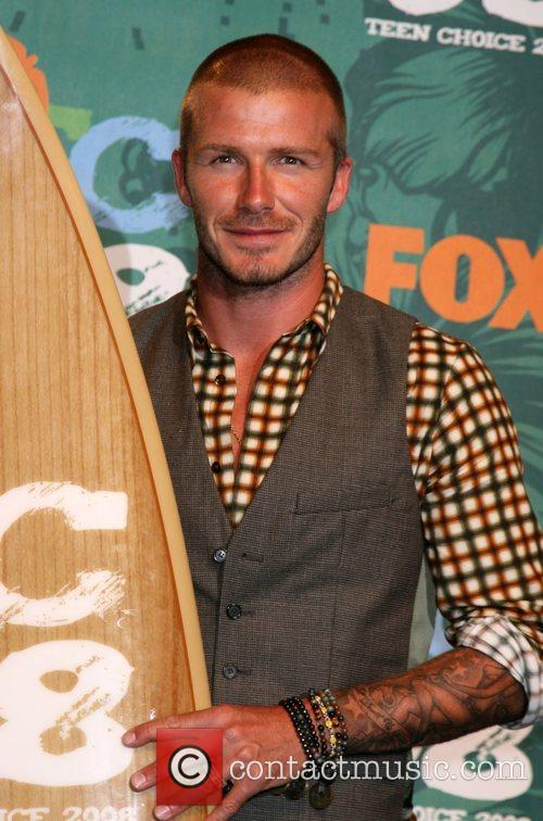 David Beckham and Teen Choice Awards 1