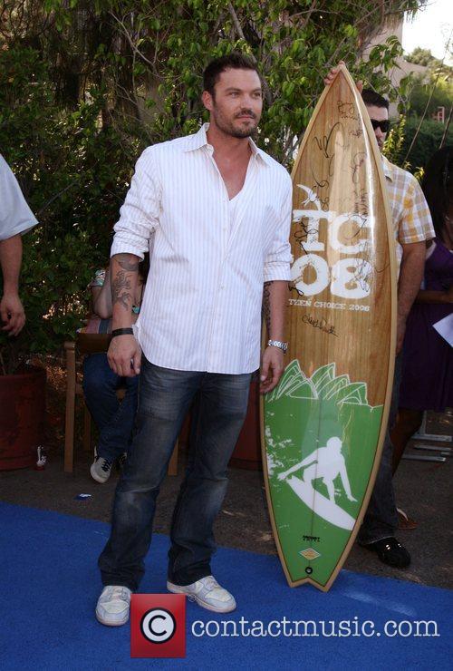 Brian Austin Green Teen Choice Awards 2008 at...