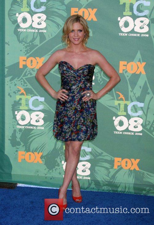 Brittany Snow  Teen Choice Awards 2008 at...