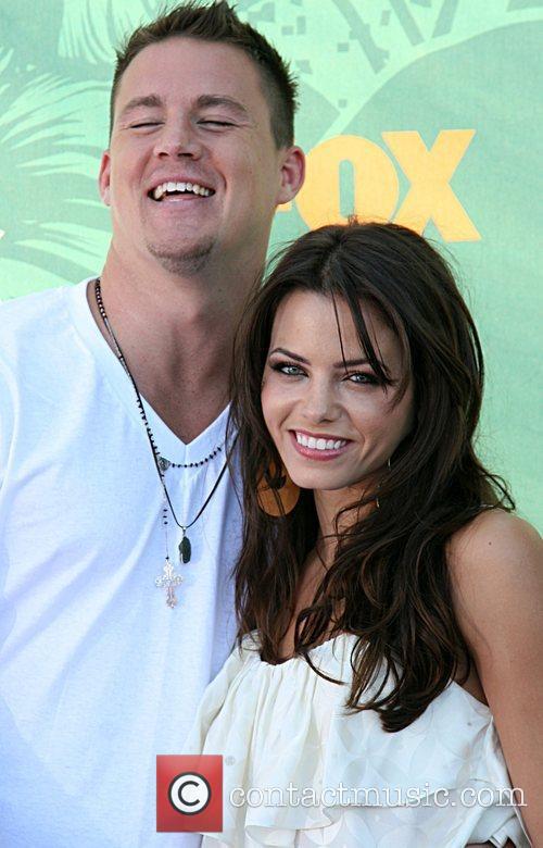 Channing Tatum and Jenna Dewan  Teen Choice...