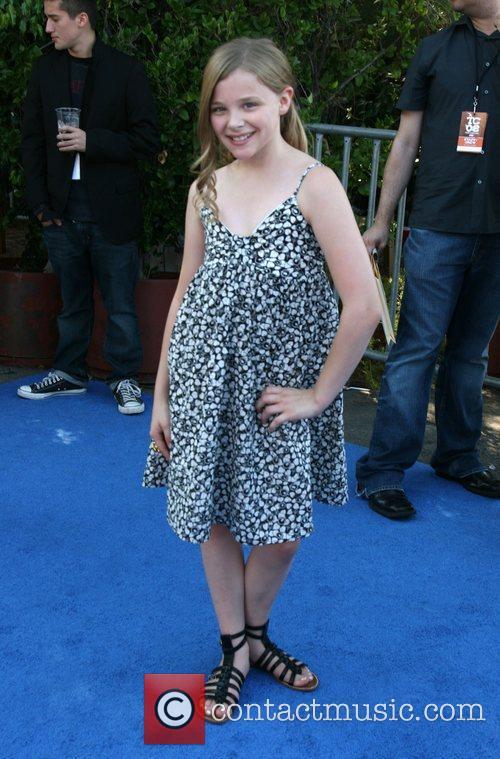 Chloe Grace Moretz Teen Choice Awards 2008 at...