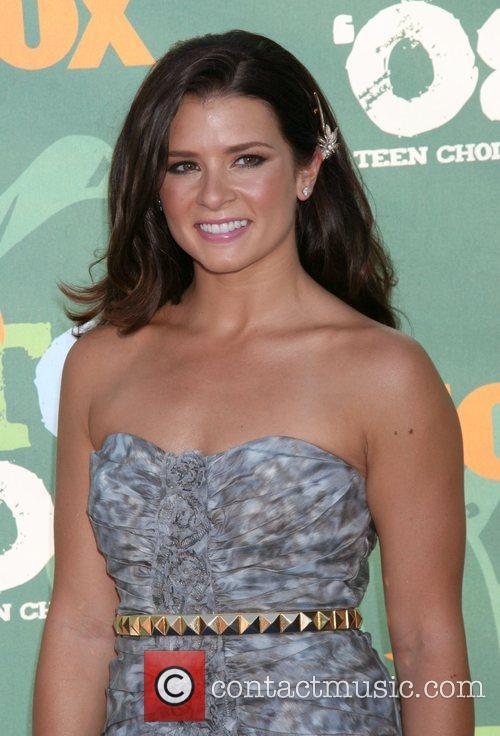 Danica Patrick  Teen Choice Awards 2008 at...
