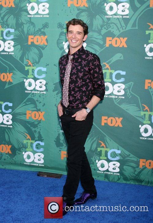 Michael Urie  Teen Choice Awards 2008 at...