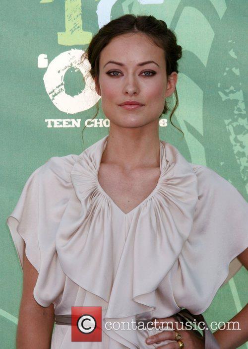 Olivia Wilde Teen Choice Awards 2008 at the...