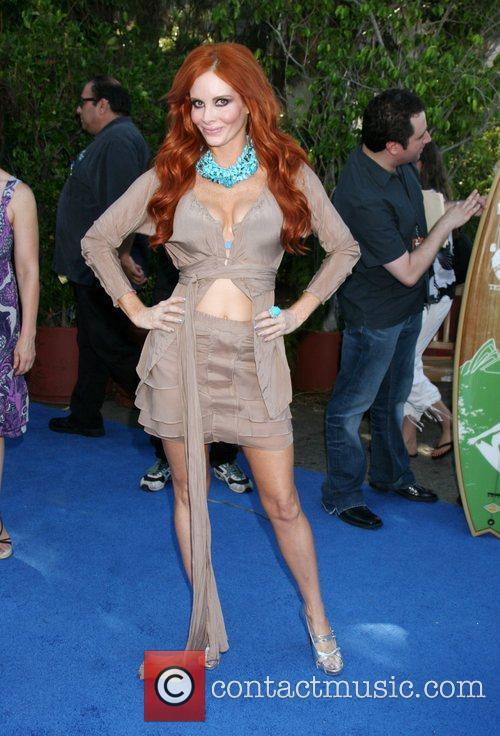 Phoebe Price  Teen Choice Awards 2008 at...