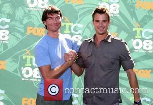Jerry O'connell and Josh Duhamel 2