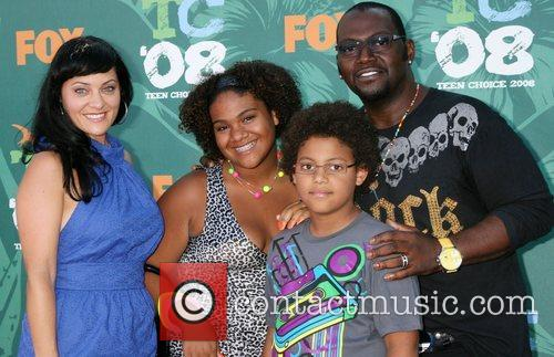Randy Jackson and Family