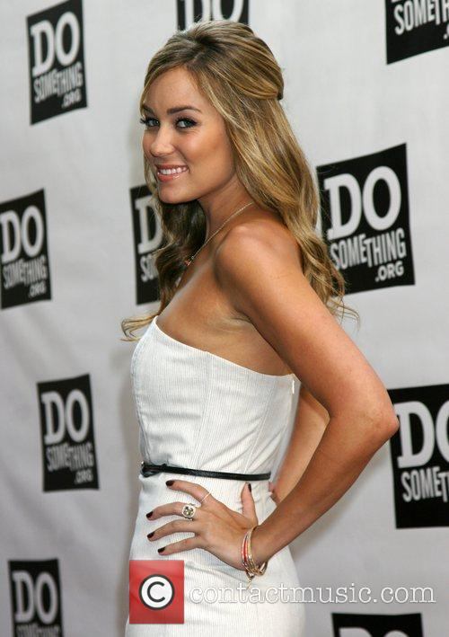 Lauren Conrad The 'Do Something Awards', the pre-party...