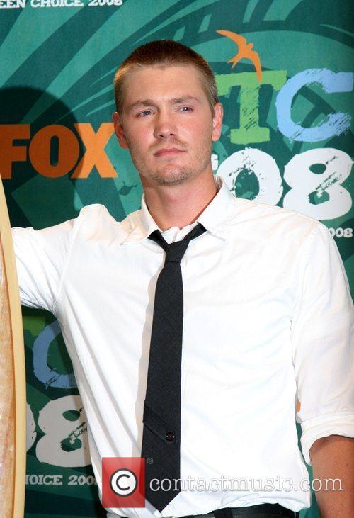 Chad Michael Murray  Teen Choice Awards 2008...