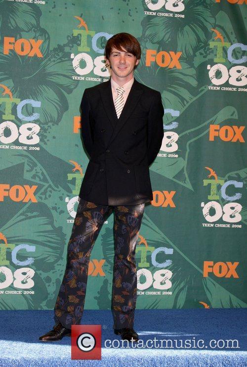 Drake Bell Teen Choice Awards 2008 at the...