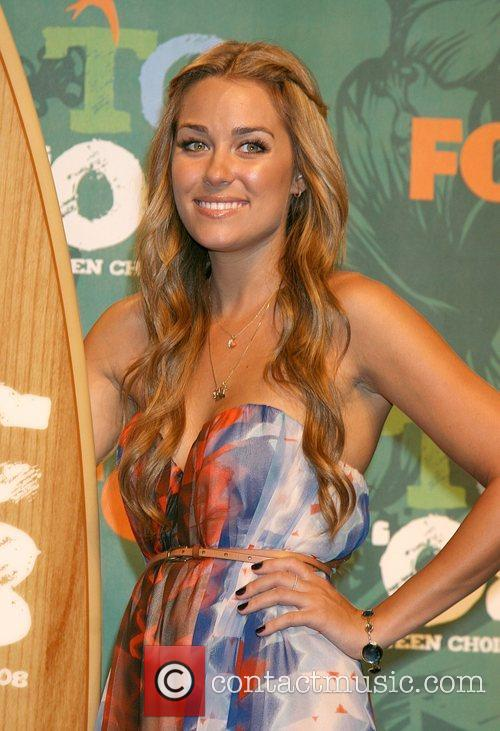 Lauren Conrad  Teen Choice Awards 2008 at...
