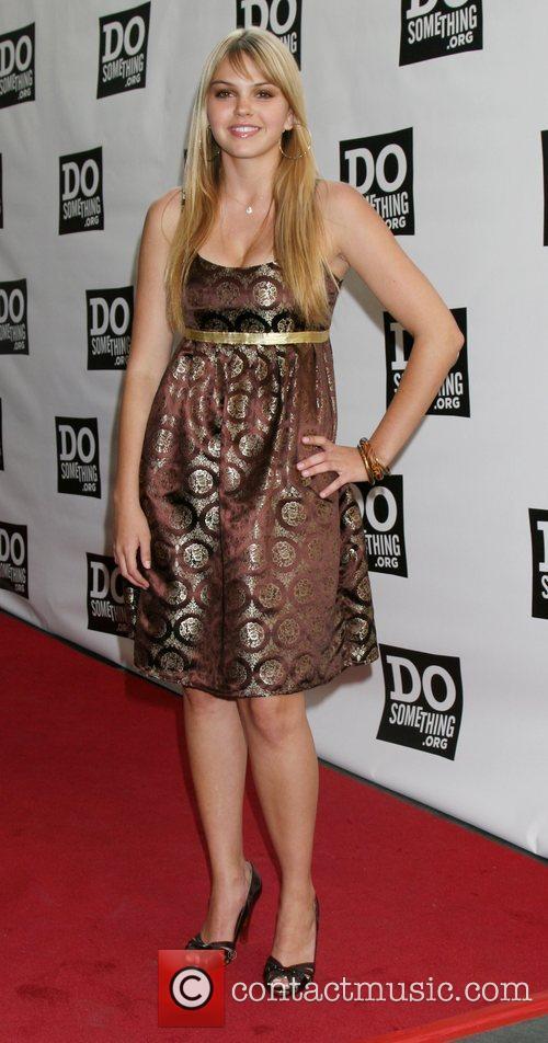 Aimee Teegarden  The 'Do Something Awards', the...