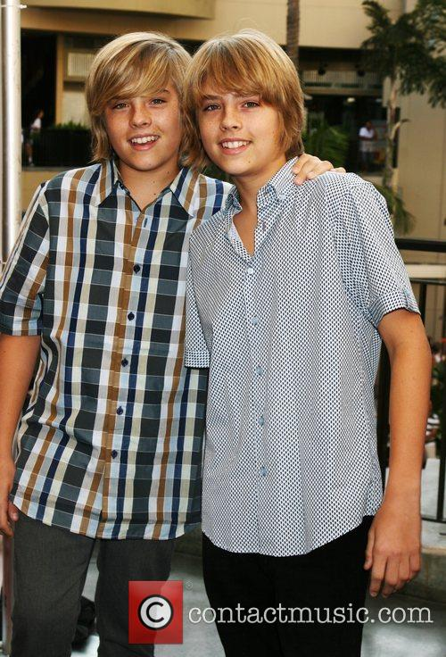 Dylan Sprouse and Cole Sprouse  The 'Do...