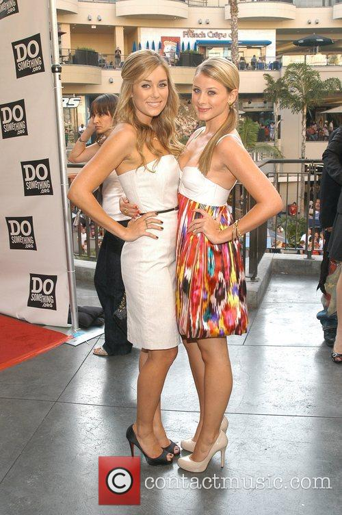 Lauren Bosworth and Lauren Conrad The 'Do Something...
