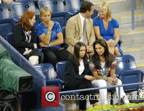 Martina Navratilova and Jeanne Moutoussamy-ashe 3