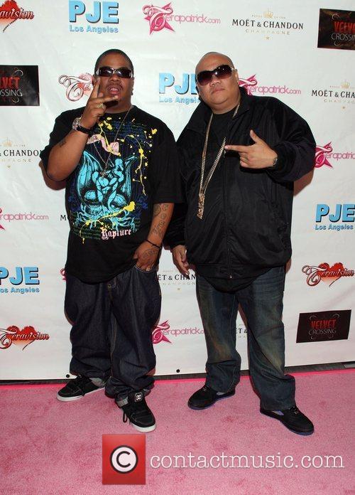 Stress and Roscoe Umali PJE Los Angeles Apparel...