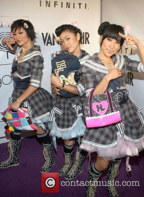 Harajuku Girls and Vanity Fair 2