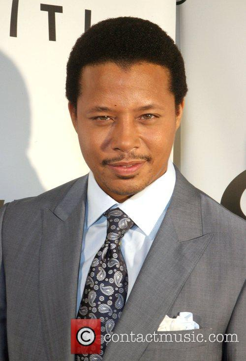 Terrence Howard and Vanity Fair 1