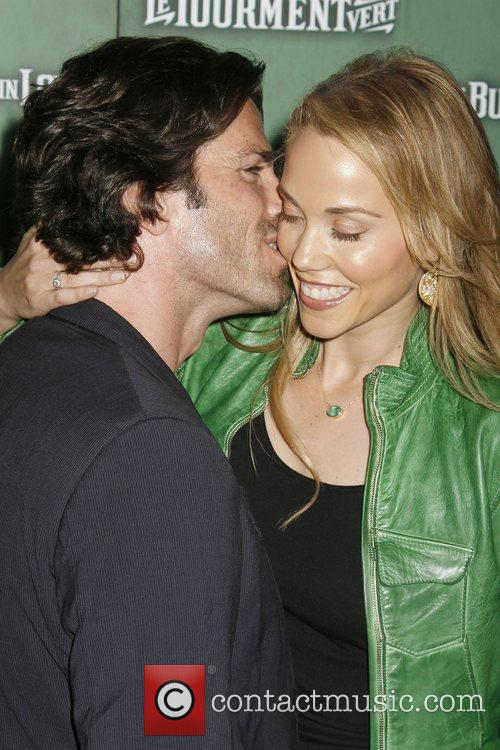 Elizabeth Berkley and Greg Lauren 5