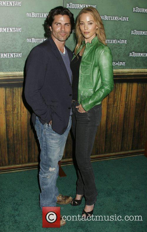 Elizabeth Berkley and Greg Lauren 6