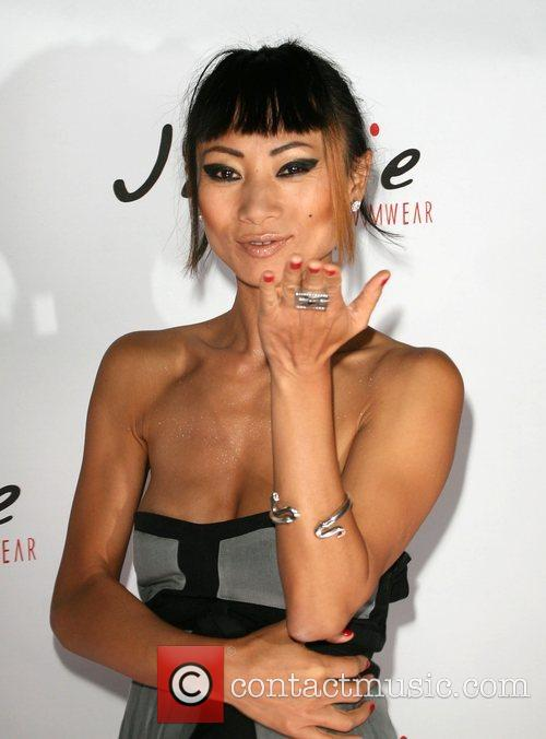 Bai Ling 'The Diva Wears' fashion show hosted...