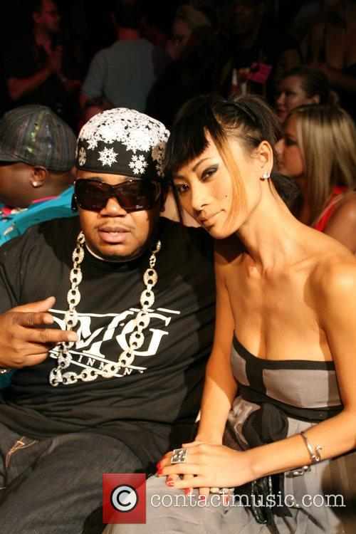 Twista and Bai Ling 'The Diva Wears' fashion...