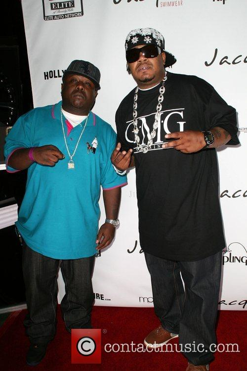 Twista with Guest 'The Diva Wears' fashion show...