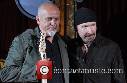 The Edge and Peter Gabriel 7