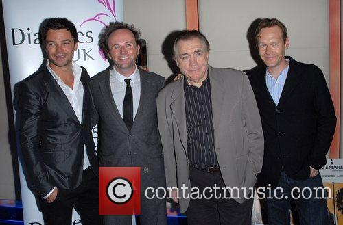 Dominic Cooper, Rupert Wyatt, Brian Cox & Steven...