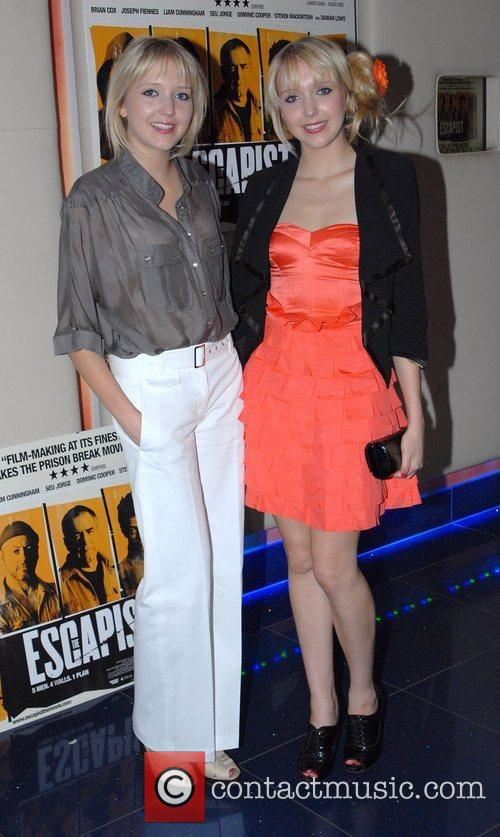 Premiere of 'The Escapist' at the Apollo West...