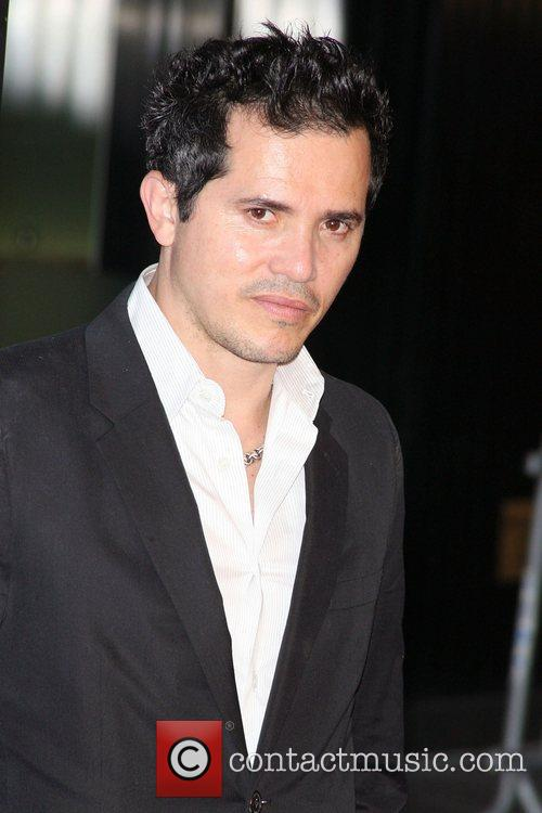 John Leguizamo and Ziegfeld Theatre 5