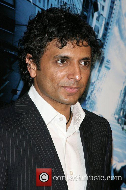 M. Night Shyamalan Premiere of 'The Happening' at...